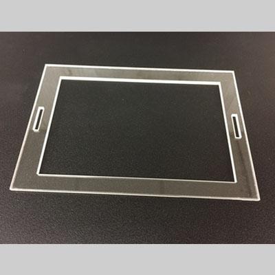 laser cutting plastic, acrylic, polycarbonate, kydex